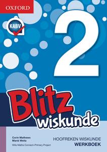 Blitz Wiskunde Graad 2 Werkboek