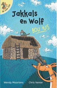 Jakkals en Wolf bou huis