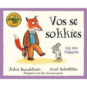 Stories uit die Eikewoud : Vos se sokkies (Kartonboek)
