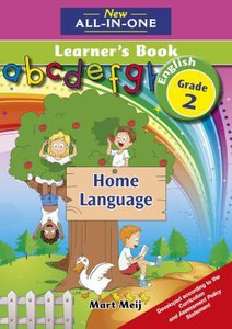 New All-In-One Grade 2 Home Language Learner's Book (Full-colour)