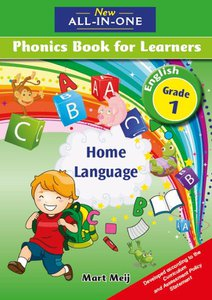 New All-In-One Grade 1 HL Phonics Learner's Book (Full-colour)