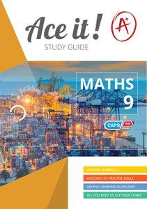 Ace It! - Mathematics - Gr 9