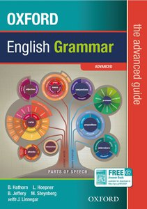 Oxford English grammar: the advanced guide (Gr 8 - 12)