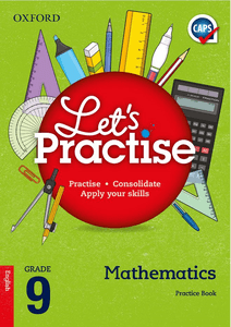 Oxford Let's Practise Mathematics Grade 9 Practice Book