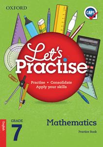 Oxford Let's Practise Mathematics Grade 7 Practice Book