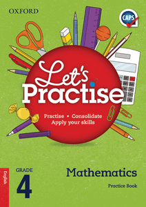 Oxford Let's Practise Mathematics Grade 4 Practice Book