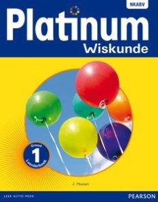 Platinum Wiskunde Graad 1 Leerderboek