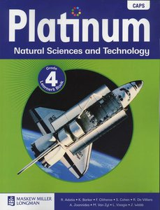 Platinum Natural Sciences and Technology Grade 4 Learner's Book