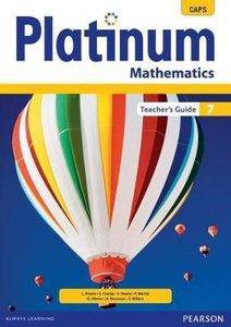 Platinum Mathematics Grade 7 Teacher's Guide