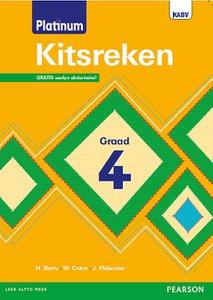 Platinum Kitsreken Graad 4 Werkboek