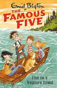 The Famous Five: Five On A Treasure Island : Book 1