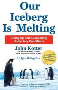 OUR ICEBERG IS MELTING HB