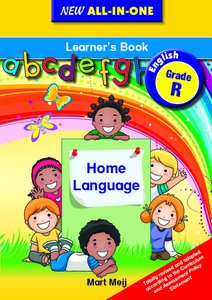 New All-In-One Grade R Home Language Learner's Book