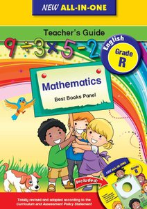 New All-in-One Grade R Mathematics Teacher's Guide (CD included)