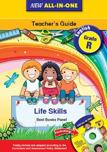 New All-in-One Grade R Life Skills Teacher's Guide (CD included)