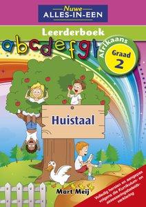 Nuwe Alles-In-Een Graad 2 Huistaal Leerderboek (Volkleur)