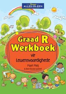 Nuwe Alles-In-Een Graad R Werkboek vir Lewensvaardighede