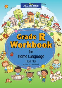 New All-In-One Grade R Workbook for Home Language