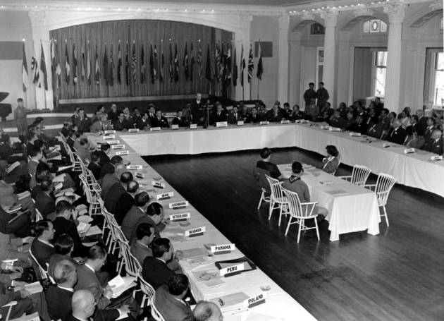 Bretton Woods metting