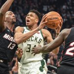 NBA picks and parlays for Aug 31: Can the Bucks stand the Heat?