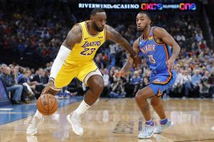 Thunder vs Lakers pick against the spread