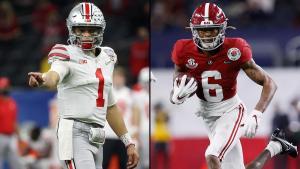 2021 Alabama vs Ohio State Odds