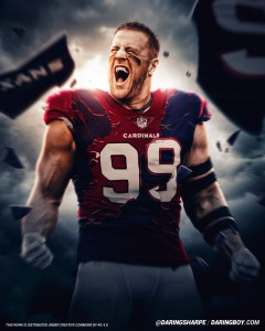 JJ Watt Signs With the Cardinals