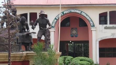 Delta State Poly Ogwashi-Uku cut off mark
