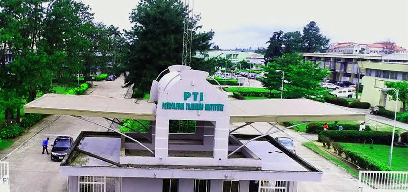 Petroleum Training Institute acceptance fee