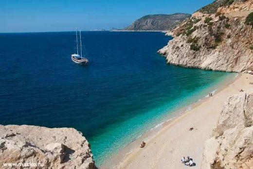 Туры в Турцию   Пляж Капуташ