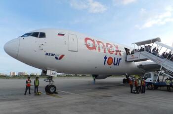 Авиакомпания AZUR air намерена летать в Турцию с 10 августа