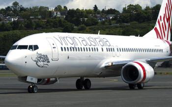 Австралийская авиакомпания Virgin Australia перешла под внешнее управление