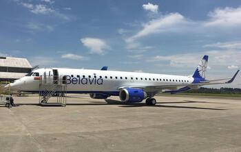 Белавиа продлевает приостановку рейсов в Россию