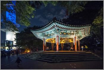 Фестиваль лотосовых фонарей пройдёт в Сеуле