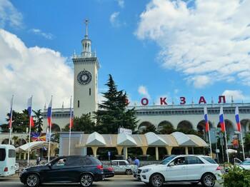 Кубань с начала года приняла 5 млн туристов