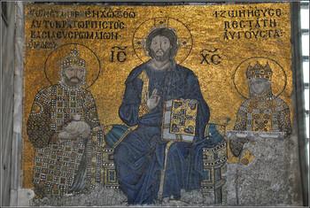 Мозаики Святой Софии будут доступны туристам в специально отведённое время