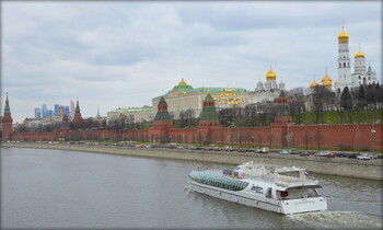 На Москва-реке запустят два регулярных нетуристических маршрута