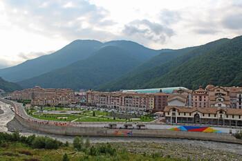 Отели Красной поляны в Сочи откроются 1 июля