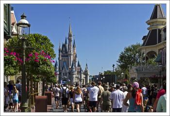 Парк Disney World во Флориде откроется в июле
