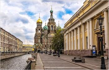 Санкт-Петербург выдвинут на премию World Travel Awards 2020 в пяти номинациях