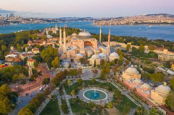 Собор Святой Софии в Турции может стать мечетью
