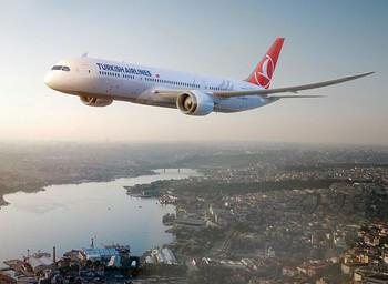 Turkish Airlines предоставит врачам мира скидку 40% на билеты