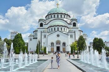 В Белграде снова вводят комендантский час