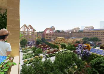 В Китае построят посткоронавирусный город