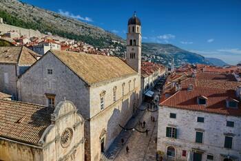 Хорватия уже приняла 33 000 иностранных туристов