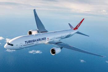 Turkish Airlines возобновит полётную программу из РФ в Турцию