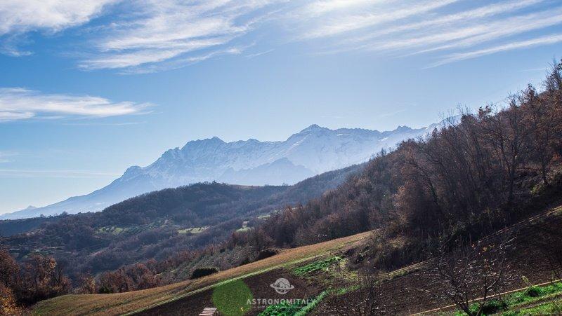 Agriturismo Lo Scoiattolo in Abruzzo sul Gran Sasso – I cieli più belli d'Italia (11)