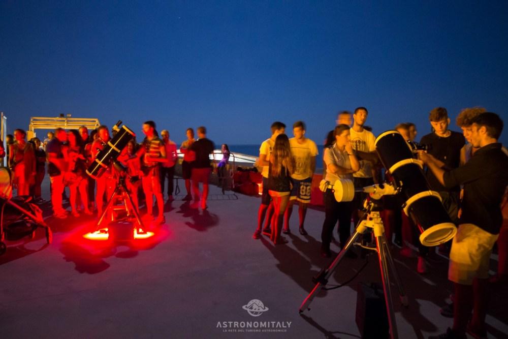 Notte di Stelle ad Acciaroli – Stargazing in Acciaroli Cilento – Italy (16) (Large)