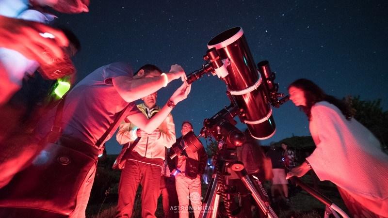 Osservazione delle Stelle con i Telescopi – Occhi su Saturno nella Tolfa