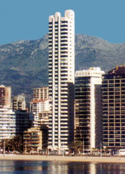 Apartments Torre Levante In Benidorm